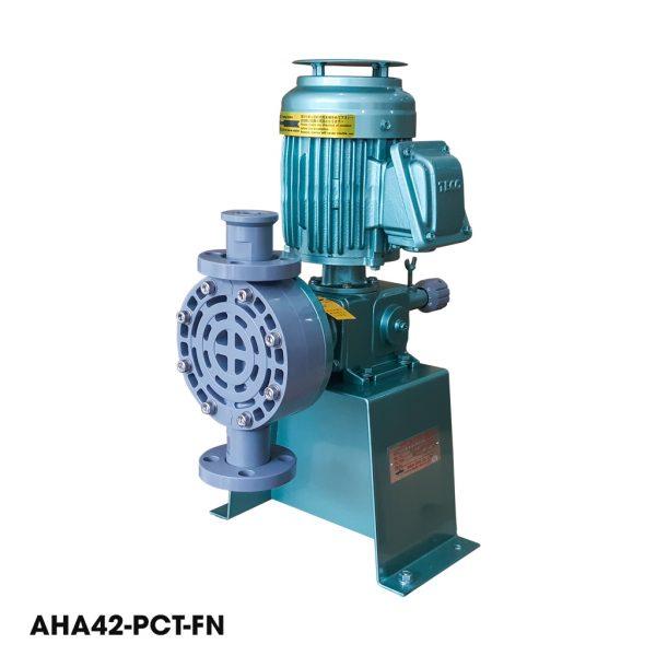 Bơm định lượng hóa chất Nikkiso AHA42 PCT FN