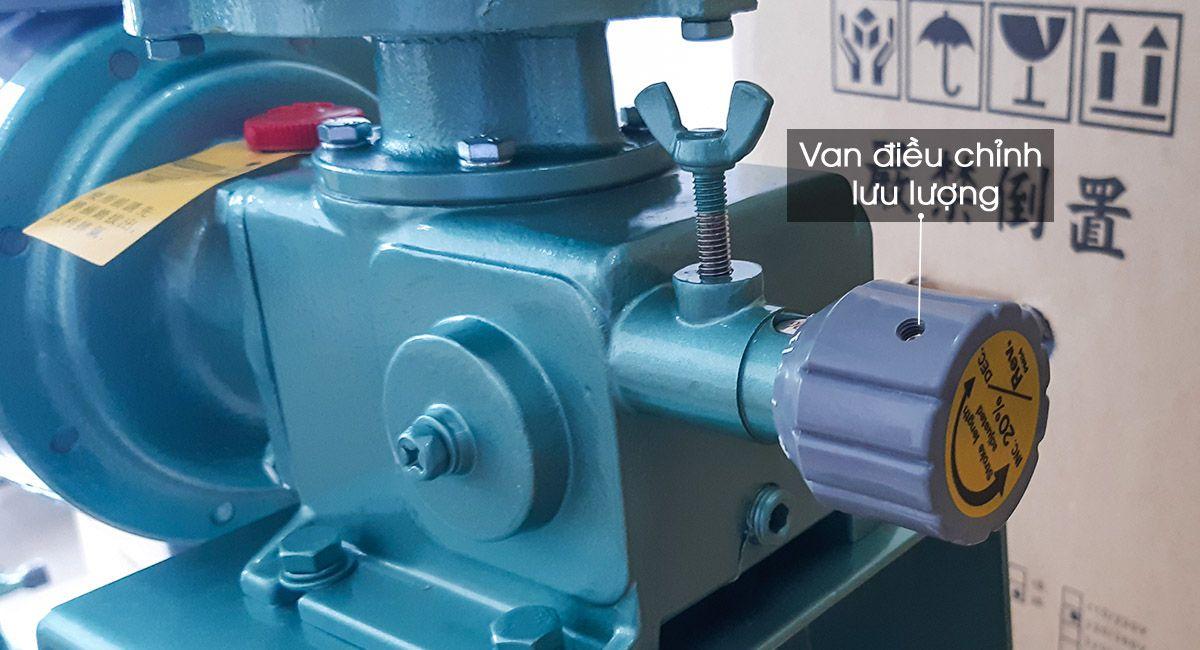 Bộ van điều chỉnh lưu lượng của bơm định lượng Nikkiso