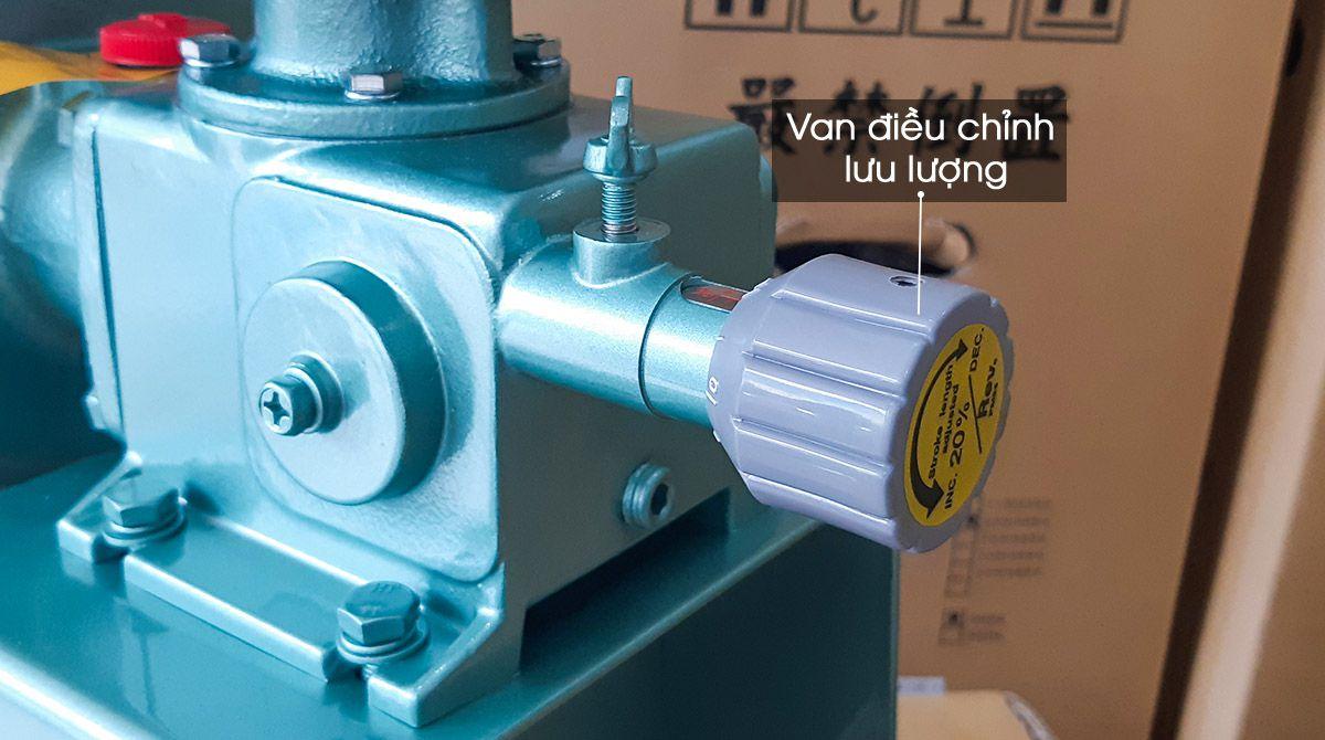 Bộ điều chỉnh lưu lượng của bơm định lượng Nikkiso AHA52