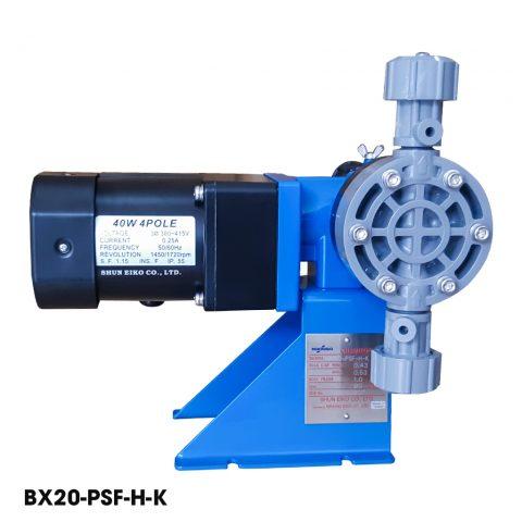 Bơm định lượng hóa chất Nikkiso BX20 PSF H K