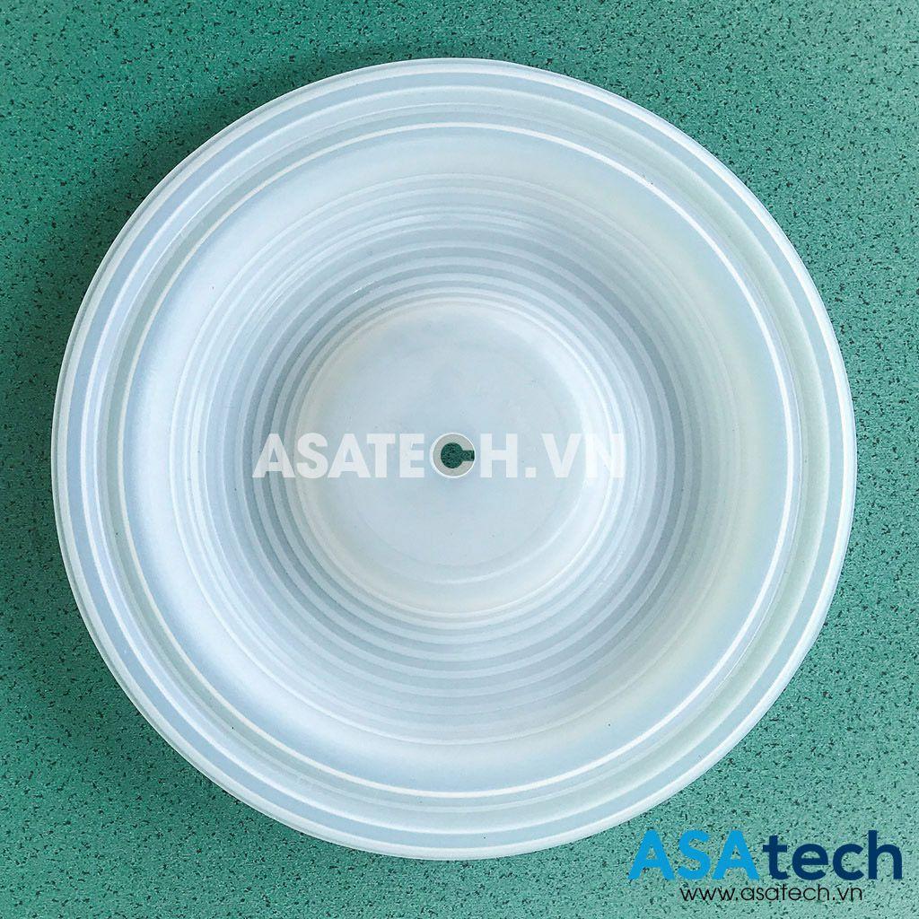 Màng bơm Wilden 02-1010-55 làm từ chất liệu nhựa Teflon,