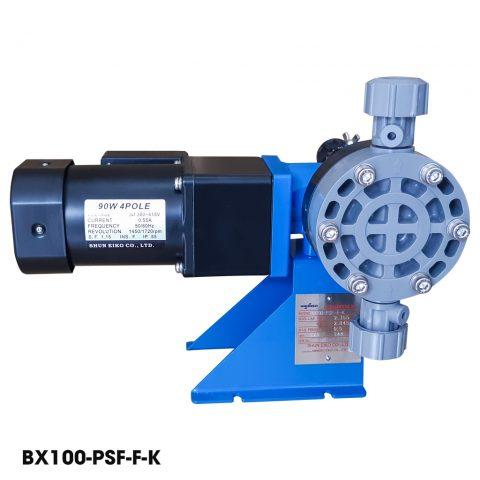 Bơm định lượng hóa chất Nikkiso BX100 PSF F K
