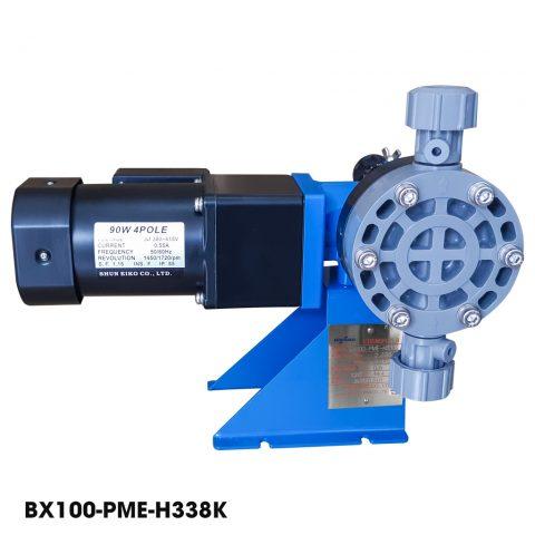Bơm định lượng hóa chất Nikkiso BX100 PME H338K