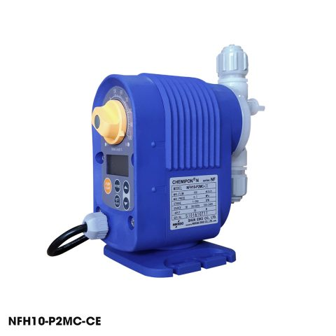 Bơm định lượng hóa chất Nikkiso NFH10 P2MC CE chuyên dùng bơm xử lý nước thải
