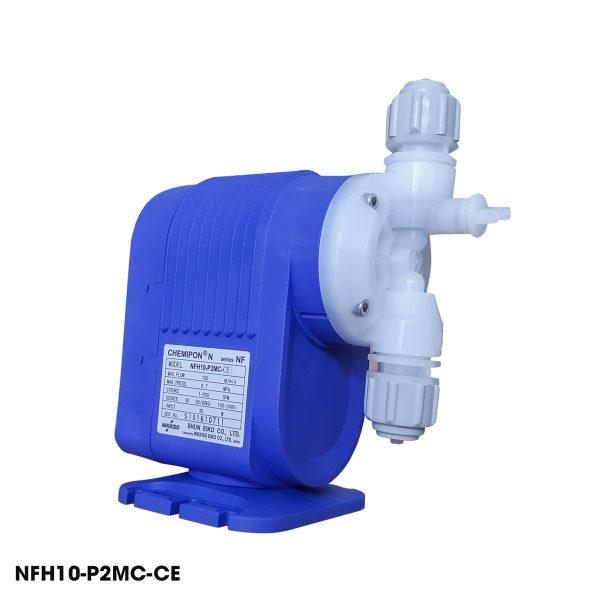 Bơm định lượng hóa chất Nikkiso chuyên dùng bơm hóa chất, dung môi xử lý nước thải với độ chuẩn xác cao
