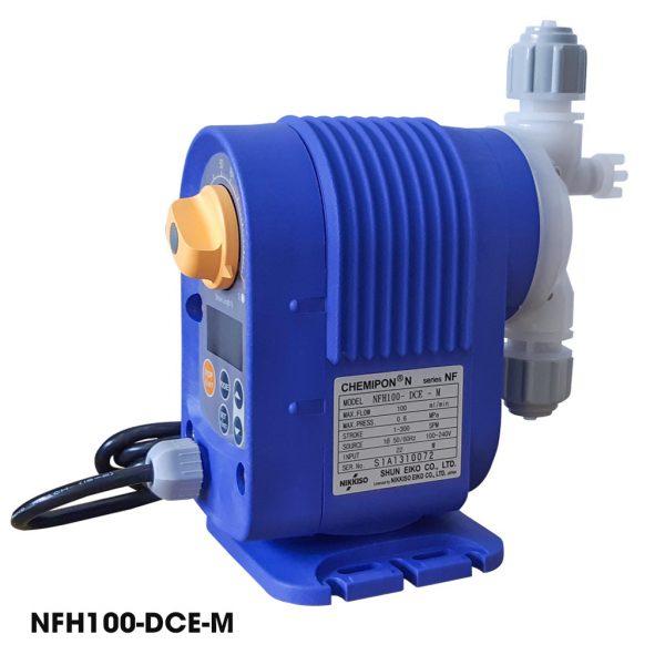 Bơm định lượng hóa chất Nikkiso NFH100 DCE M