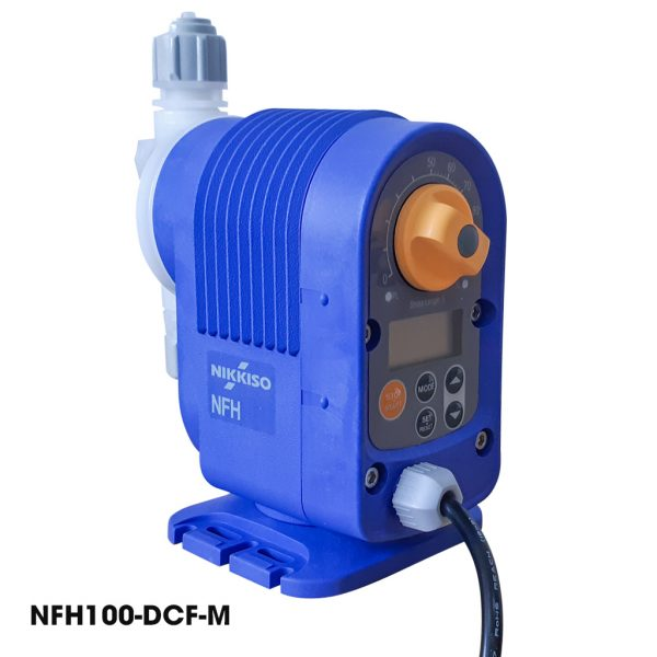 Bơm định lượng hóa chất Nikkiso NFH100 DCF M