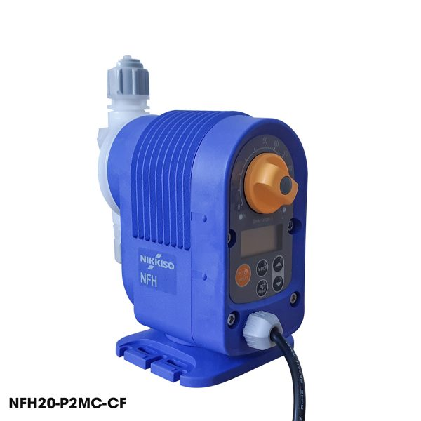 Máy bơm định lượng chuyên dùng bơm hóa chất xử lý nước, nước thải..