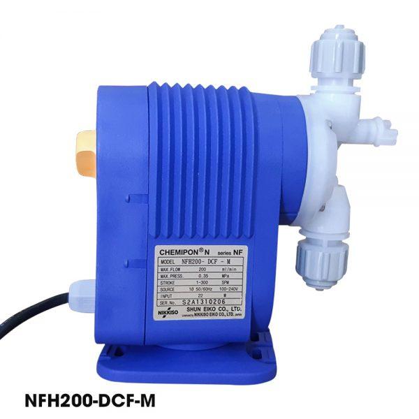 Bơm định lượng hóa chất Nikkiso NFH200 DCF M
