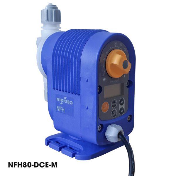Bơm định lượng hóa chất Nikkiso NFH80 DCE M
