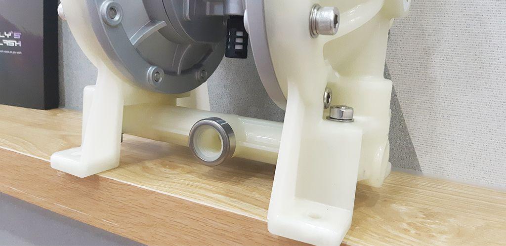Bơm màng khí nén Đài Loan TDS DS04-PAT-OPTP-02 – 1/2″ (PP-Santo)