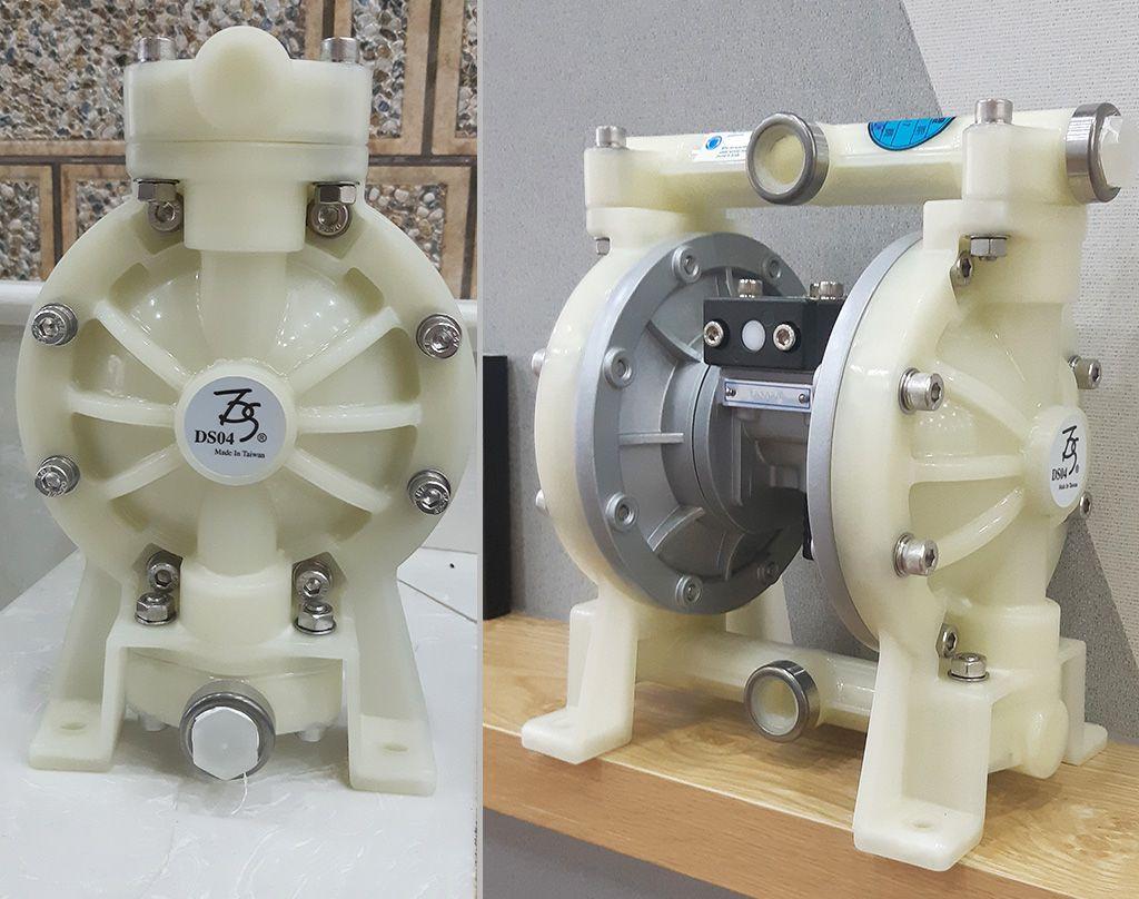 """Bơm màng khí nén Đài Loan TDS DS04-PAT-TPTP-02 - 1/2"""""""