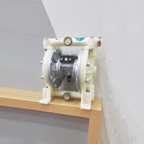 Bơm màng khí nén Đài Loan TDS DS04-PAT-OPTP-02 – 1/2″