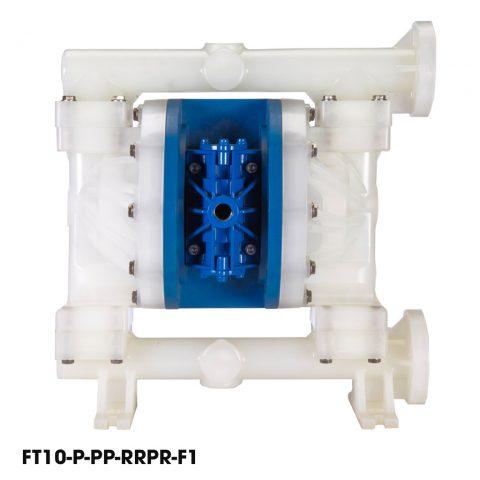 Bơm màng khí nén FTI FT10-P-PP-RRPR-F1, Bơm màng nước thải