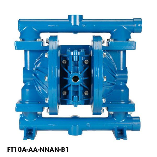 Bơm màng khí nén FTI FT10A-AA-NNAN-B1, Bơm màng khí nén