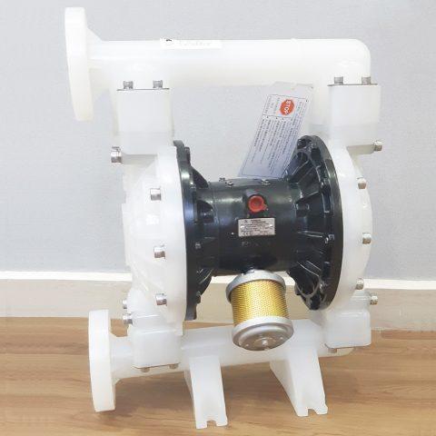 Máy bơm màng khí nén TDS DS14-PAL-TPTP-02 là dòng máy bơm màng hóa chất