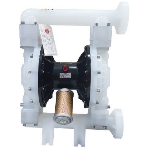Máy bơm màng hóa chất khí nén DS20- PAL-TPTP-02