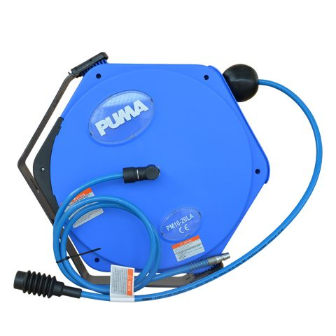 Cuộn dây hơi tự rút Puma, dây hơi ròng rọc PM10-20LA