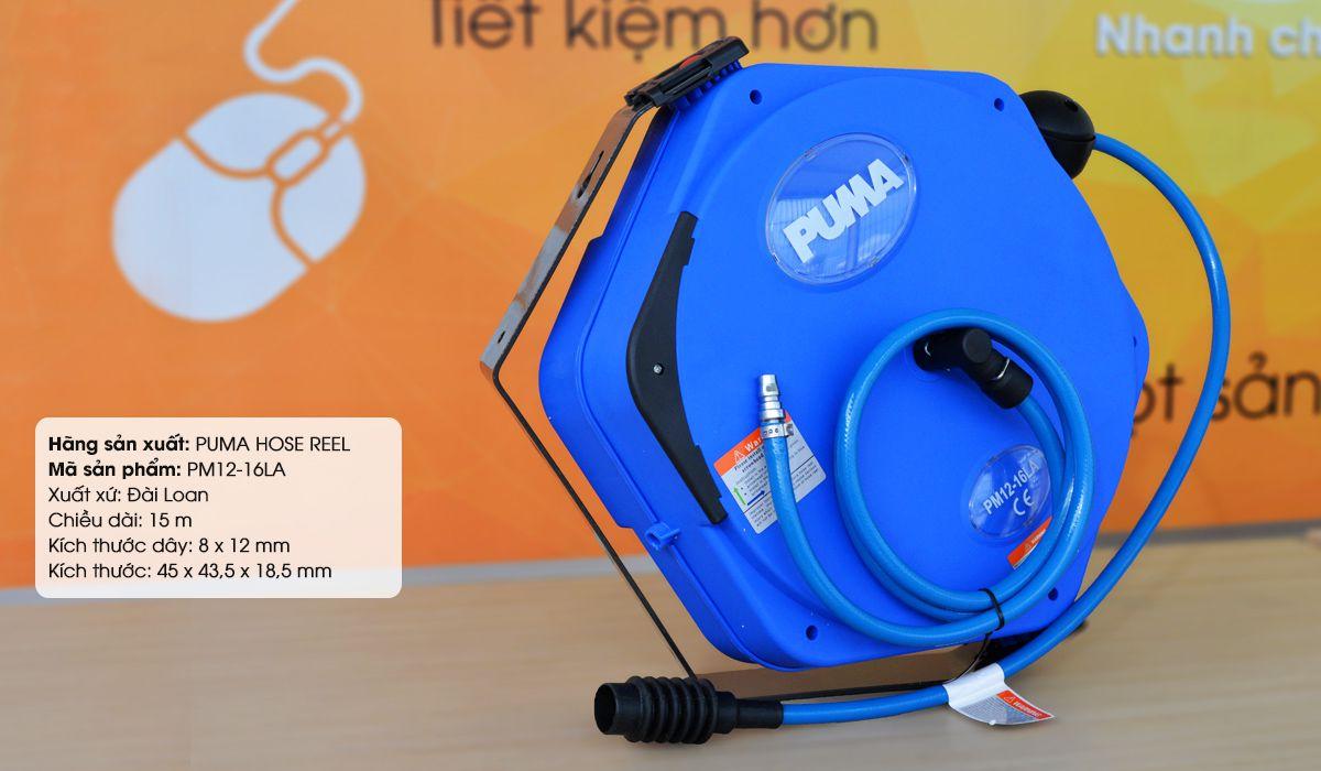 Cuộn dây hơi puma PM12-16LA chính hãng