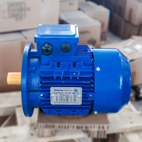 Động cơ điện motor Elektrim EM90S-4 3 pha công suất 1.5 HP