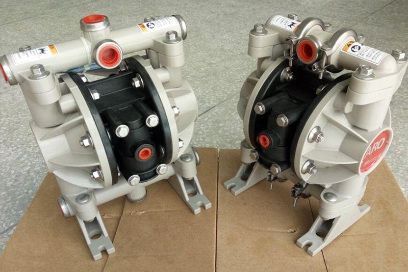 Bơm màng khí nén Aro 66605J-3EB – 1/2″ (PP- Santoprene)