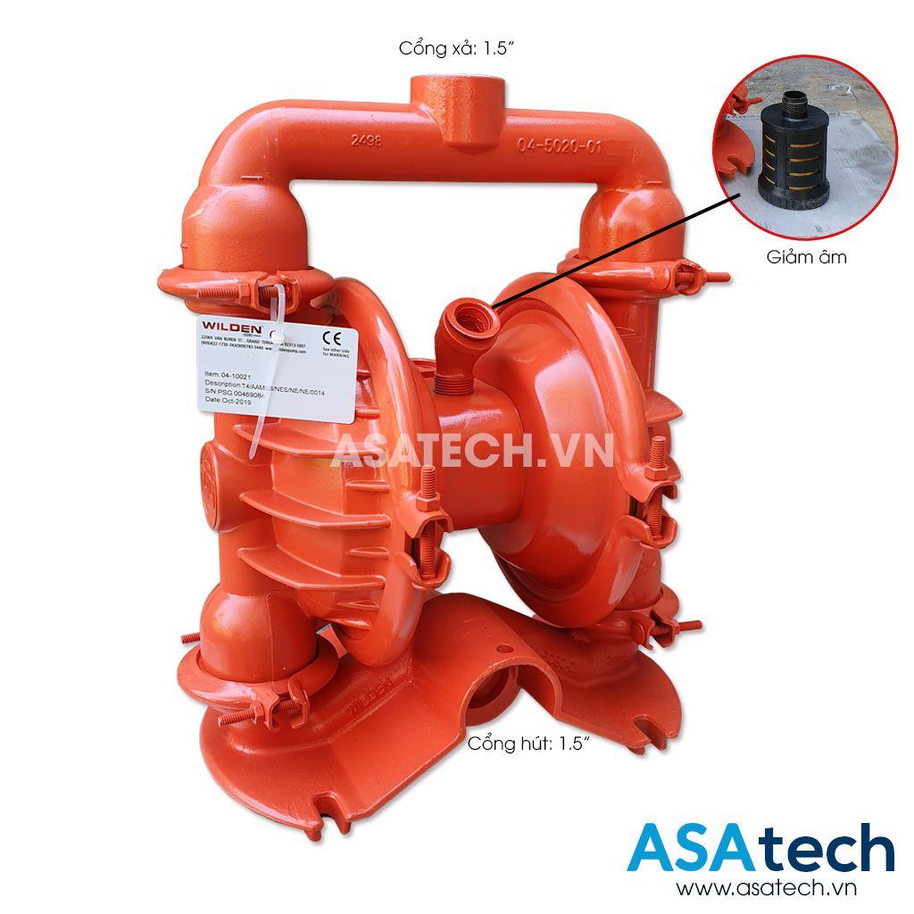 Máy bơm màng Wilden Pump 4 1.5″