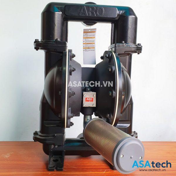 Máy bơm màng ARO 666320-144-C dùng để bơm dầu thủy lực