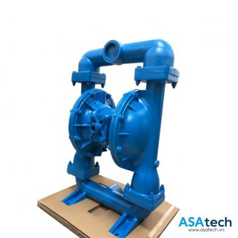 """Sandpiper pump S15 Series thân nhôm kích thước: 1.5"""""""