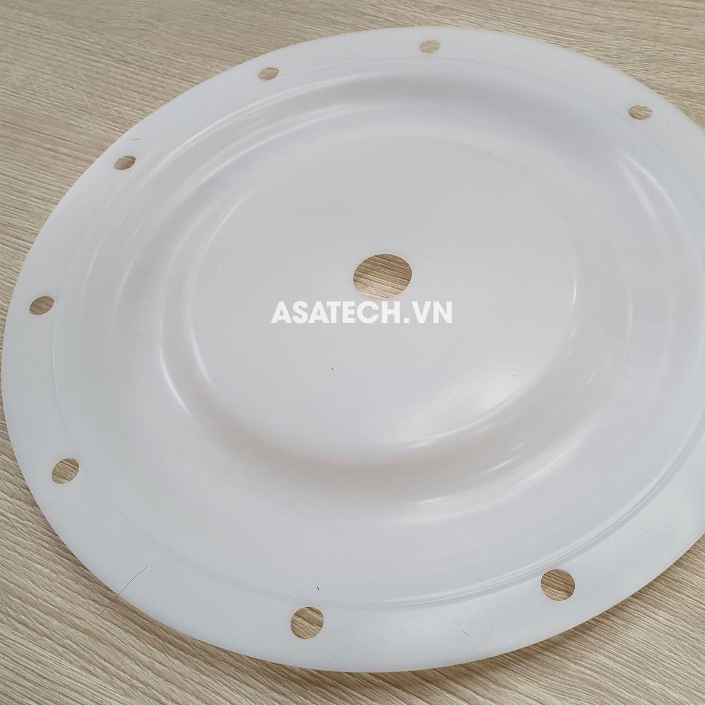 Màng Teflon của aro là màng bơm cao cấp, và dạng màng đôi được sử dụng trong dòng bơm màng 666300-XXXX-C