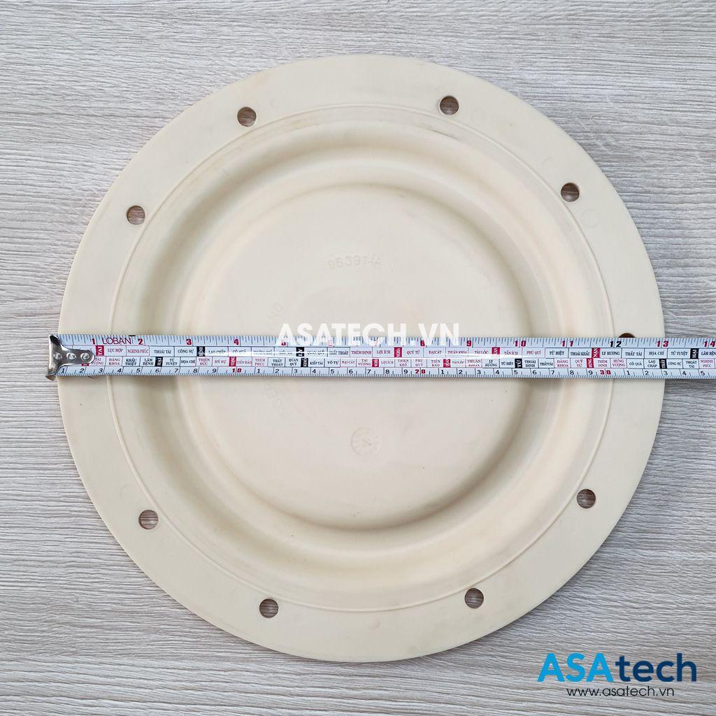 Đường kính màng bơm 96391-A là 33cm