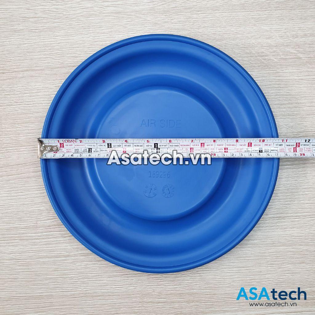 Màng bơm 189296 là màng nhựa santo có đường kính: 27.5cm