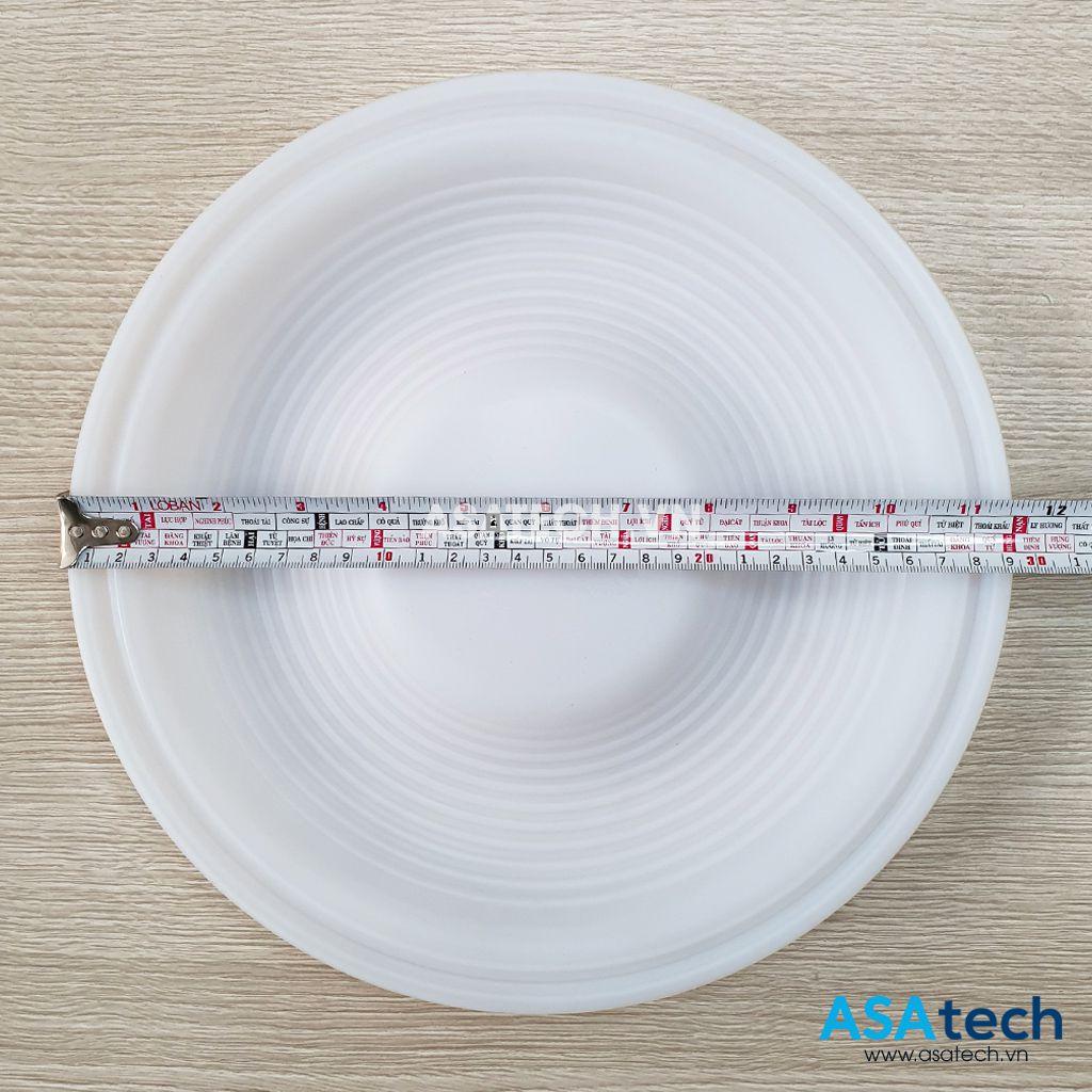 08-1010-55 là màng bơm teflon và có đường kính 29cm.