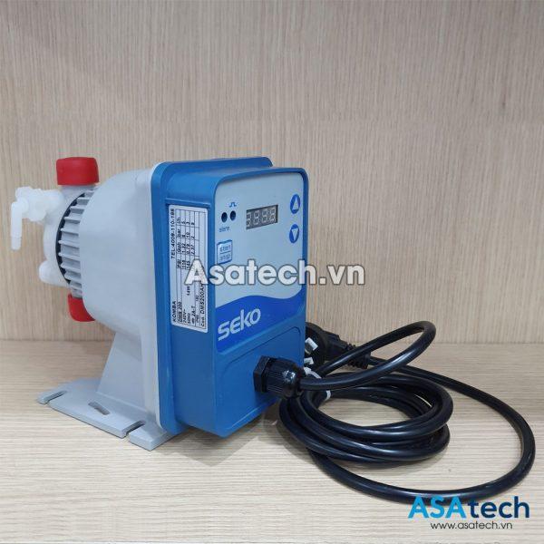 Bơm định lượng hóa chất Seko DMS 200