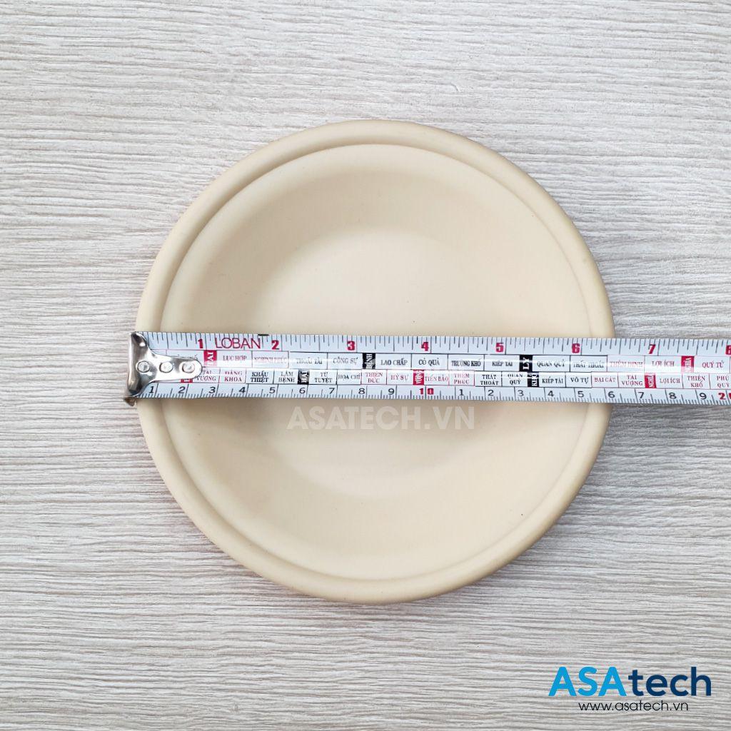 Phụ tùng bơm màng Wilden 1 inch 02 1010 58 có đường kính 16.5cm.