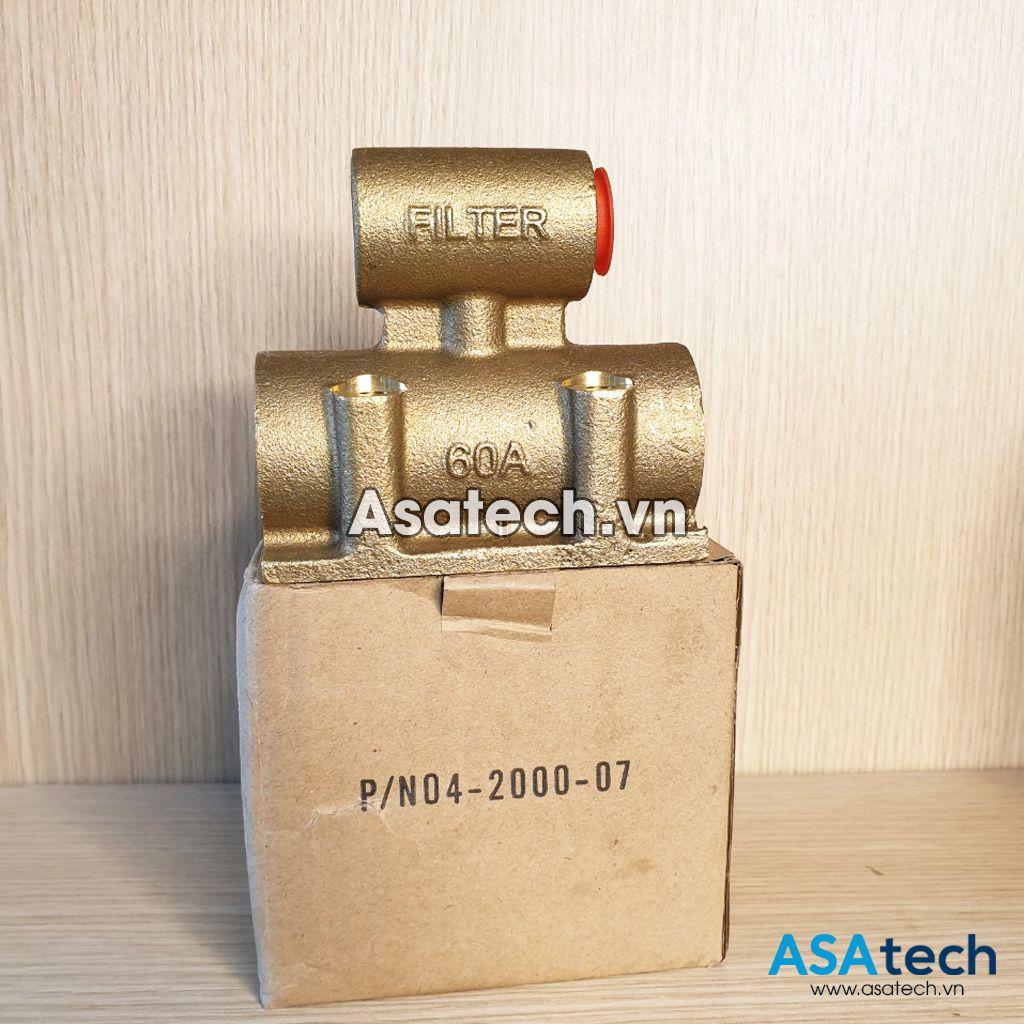 Air Valves P/N 04-2000-07