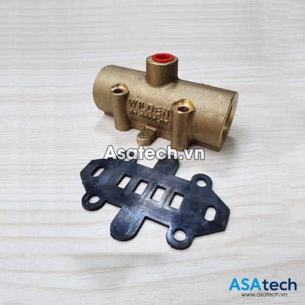 Van chia khí wilden (air valves) 02-2000-07.