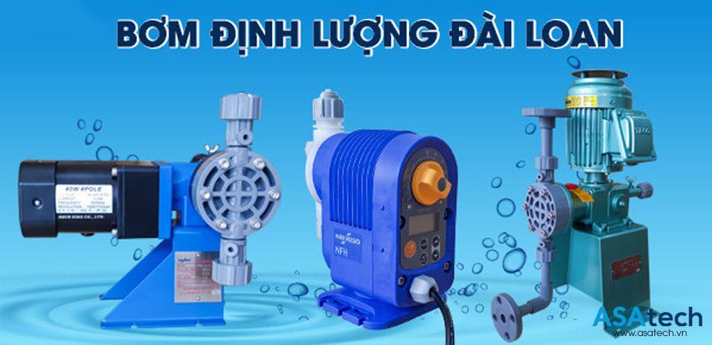 Nhà phân phối Máy bơm định lượng Đài Loan chính hãng