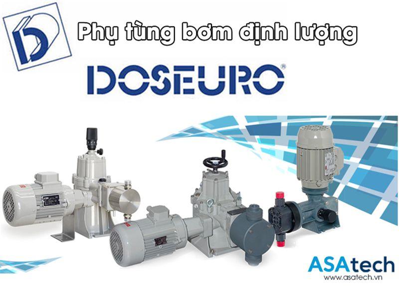 Nơi bán và thay thế phụ kiện bơm định lượng Doseuro chính hãng