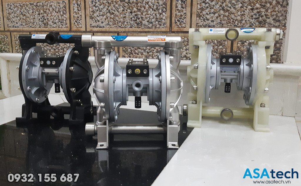 Báo giá bơm màng khí nén TDS Đài Loan nhập khẩu chính hãng