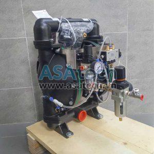 Máy bơm bột khí nén TDS PD14-AAT-SPSP-02 chuyên dùng để bơm các loại bột khô, bột công nghiệp, bột thực phẩm khô, bột xi măng hoặc bột đá xay nhuyễn