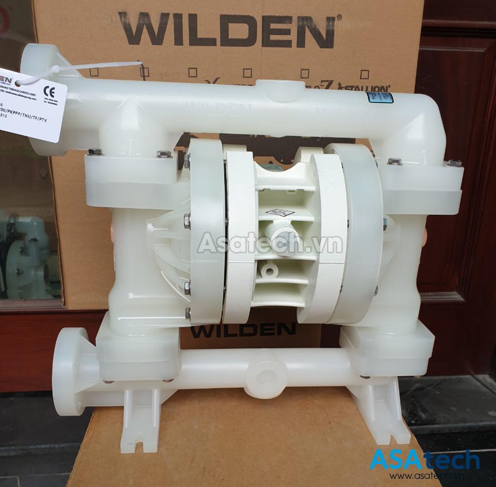 Máy bơm màng Wilden 1'' P200 (P200/PKPPP/TNU/TF/PTV)