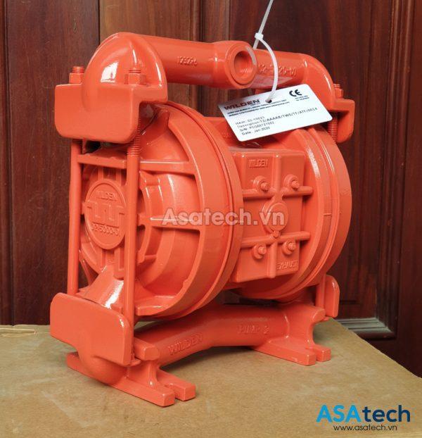 Máy bơm màng khí nén Wilden T2/AAAAB/TWS/TF/ATF/0014 dùng để bơm dầu thủy lực