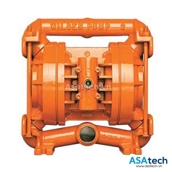 Máy bơm màng Wilden 1'' T2 (T2/AAPPP/TNU/TF/ABN)