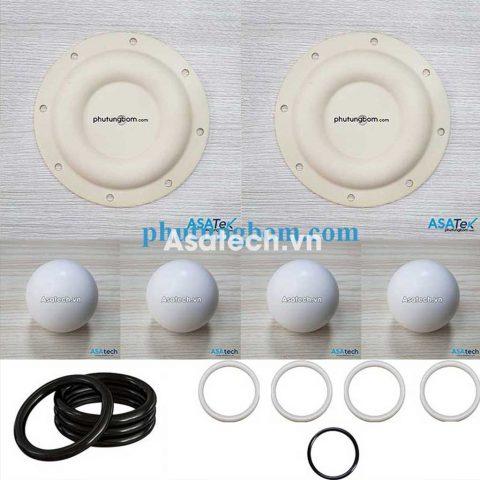 Fluid Kit ARO 66610X P/N 637119-4B-C