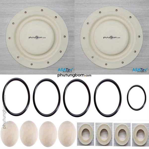 Fluid Kit ARO 666250 P/N 637432-EB-SA