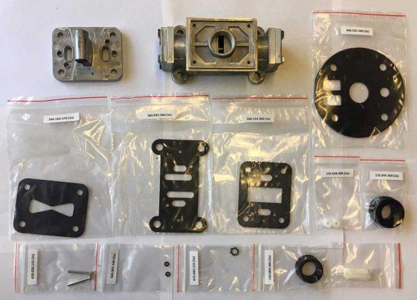 Air End Kit Sandpiper S15 P/N 476-227-000