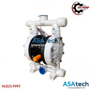 Bơm màng hóa chất DYI HLD25-PPFF