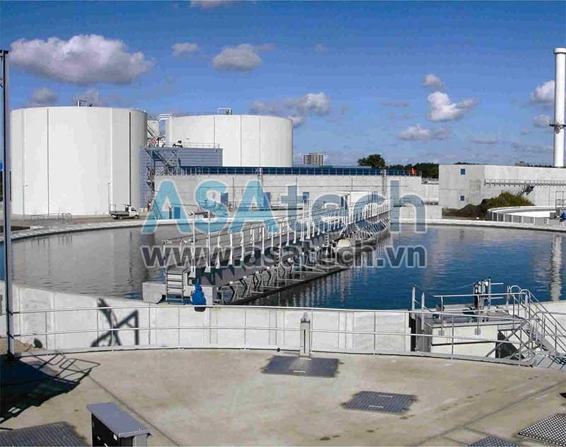 Hệ thống bơm nước thải, bơm hóa chất xử lý nước thải đạt chuẩn