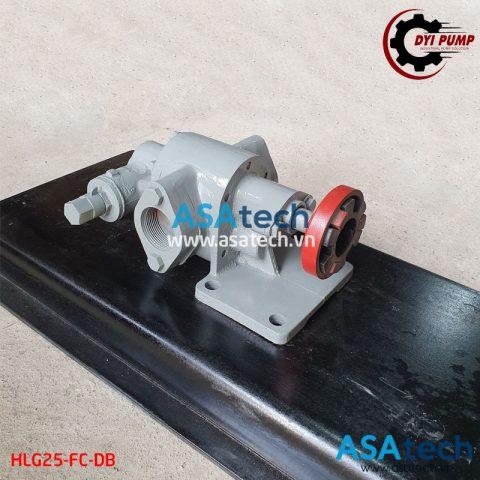 Đầu bơm bánh răng khớp ngoài DYI HLG25-FC-DB