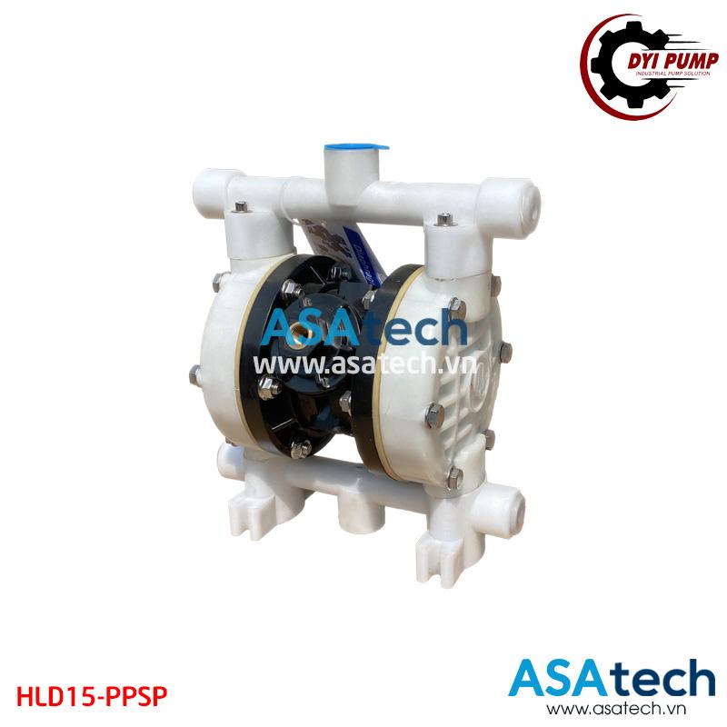 Máy bơm màng khí nén DYI HLD15-PPSP